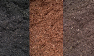 Coloured Mulch. Virgin Material. Delivered to your Driveway