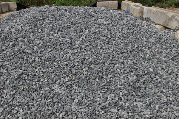 "2"" Black Granite"