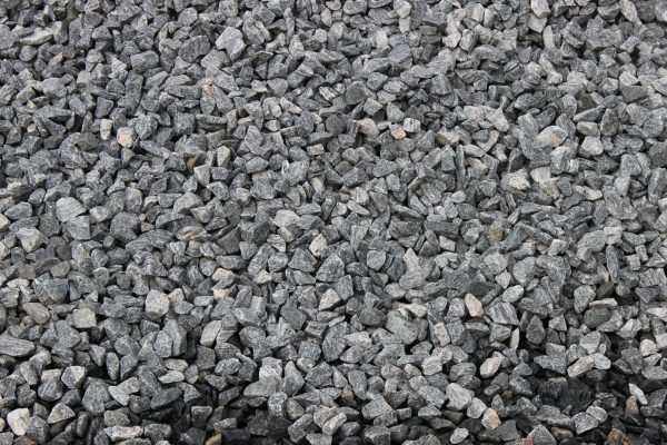 "1"" Black Granite Close Up"