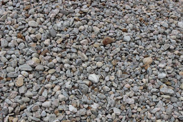 """1-3"""" coloured granite close up"""