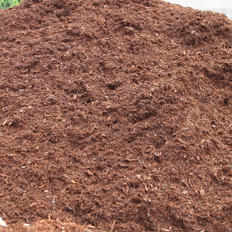 Enhanced Pine Mulch