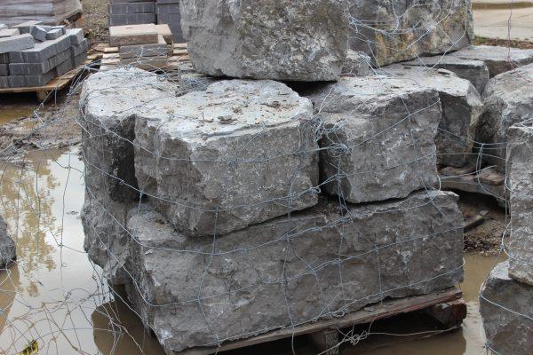 Crated  Dark Armour Stone