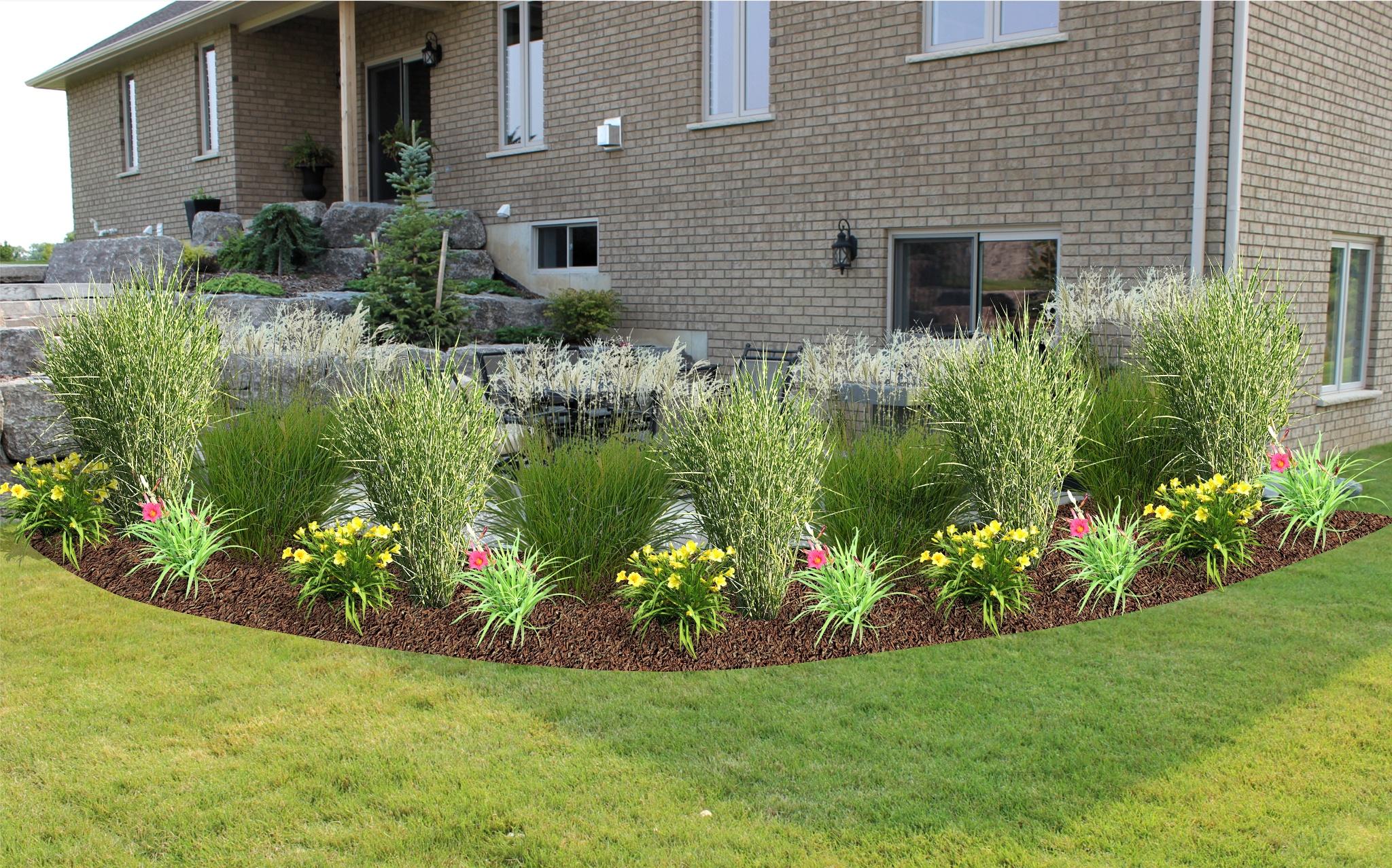 Ohs landscape group home landscaping in kit wat camb for Outside landscape group
